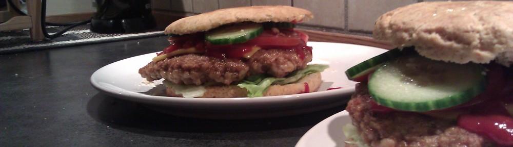 Hamburger / Kyllingburger