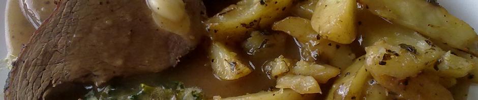 Glutenfri og melkefri brun saus