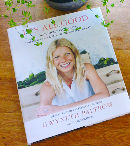 """It's all good"" av Gwyneth Palthrow og Julia Turshen"