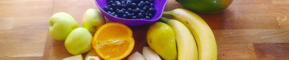 Barnemat: Hjemmelaget smoothie i egen My Pouch