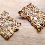Knekkebrød med kalorikontroll