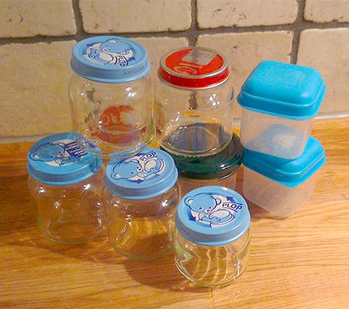 Barnematglass er det lurt å ta vare på