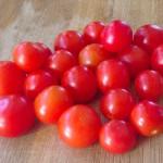 Soltørkede tomater