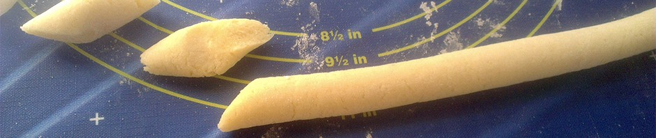 Hjemmelaget glutenfri gnocchi