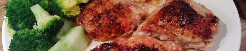 Kyllinglår i fløtesky